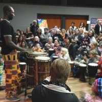 Workshop: African Drumming & Dancing
