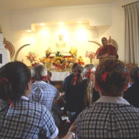Dhammasarana Buddhist Temple - Keysborough